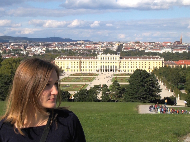 One of the most visited sights in Austria: Schönbrunn